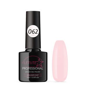 062 LETUTE™ Light Pink Soak Off UV/LED Nail Gel Polish