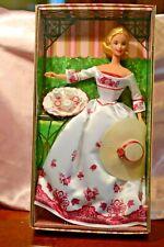 Barbie Collectible Victorian Tea Barbie Doll in original Box