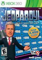 Jeopardy - Microsoft Xbox 360 X360 Game