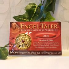 Vergoldete Münzen Mit Engel Glücksbringer Feng Shui Günstig Kaufen