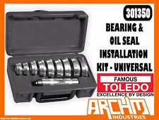TOLEDO 301350 - BEARING & OIL SEAL INSTALLATION KIT UNIVERSAL - REMOVAL REPLACE