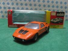Vintage  -  MERCEDES C111 Genève  -  1/43 Solido n°180