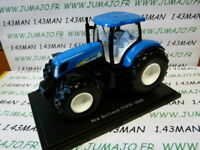 TR50W Tracteur 1/43 universal Hobbies n° 150 : NEW HOLLAND T7070 2009