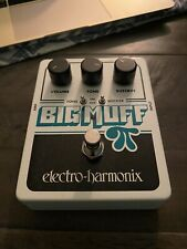 Electro-Harmonix Big Muff Pi with Tone Wicker Distortion Guitar Effect Pedal