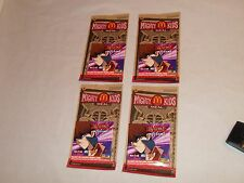 Yu-Gi-Oh McDonalds Seto Kaiba Sealed Unopened Cds & Cards Lot of 4