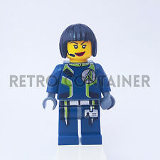 LEGO Minifigures - 1x agt029 - Agent Swift - Agents Omino Minifig Set 8971
