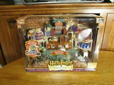 Hogwarts School Deluxe Electronic Playset Harry Potter Mattel 2001 New in Box