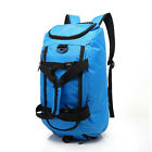 Three functional backpack handbag shoulder Camping Travel Rucksack Nylon sports