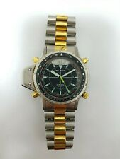 Citizen Model JL0024 C046-088522 Altimeter Barometer Watch Men's Watch W.R.