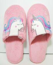 Slip On Unicorn Slippers House Shoes Womens 8 Chatties Medium