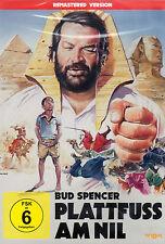 DVD NEU/OVP - Plattfuss am Nil - Bud Spencer, Enzo Cannavale & Baldwyn Dakile