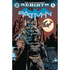 Batman #1 Tom King David Finch DC Rebirth 1st Print NM