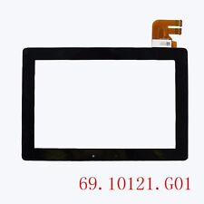 For Asus TF300T TF300 Outer Touch Screen Digitizer Glass Lens Black Repair