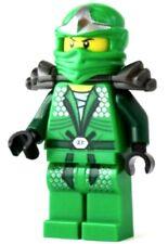LEGO NEW LLOYD ZX NINJAGO GREEN NINJA MINIFIG MINIFIGURE WITH AMOR