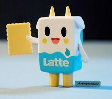 TokiDoki Moofia Series 2 Vinyl Figures Latte