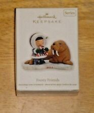 Hallmark Frosty Friends 2011 Ornament