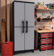Resin Storage Cabinets & Aluminum Storage Cabinets for sale | eBay