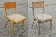 Wooden Vintage/Retro Chairs 2 Pieces