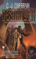 Foreigner: Destroyer 7 by C. J. Cherryh (2005, Hardcover)