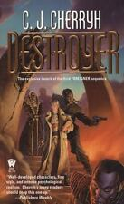 ~~ C. J. CHERRYH ~~ DESTROYER ~~ HB LAUNCH OF THE 3RD FOREIGNER SEQUENCE