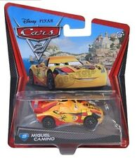 Disney Pixar Cars 2 Miguel Camino #23 Diecast Xmas Present Gift