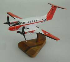 TC-12-B Huron Beechcraft C-12 Airplane Wood Model Big