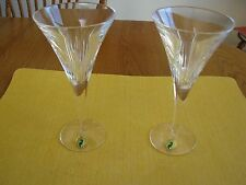 Waterford Toasting Glasses (2)