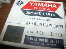 NOS Yamaha CT-1 CT1 175 1.00 Piston Rings 251-11601-40