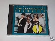 CD - MANHATTAN TRANSFER - THE VERY BEST OF... - Rhino