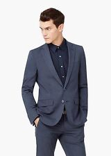 mango man veste de costume slim fit  indigo - T. 50 (FR) neuve MANGO MAN  PARIS
