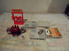 Micro Machines Tune-up Shop Distributor Cap 1989 + EXTRAS