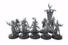 Los Demonios del Caos de Warhammer 40k Sigmar Slaanesh Daemonettes Pack (w4628)