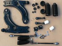 Querlenker Rep.Satz kpl Li+Re+ Spurstangen+ Domlagerset VW Golf 4 IV +Audi A3 8L