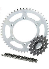 HONDA CRF150R CHAIN AND SPROCKET KIT SM WHL 2007-2016 15T FRONT /50T REAR STEEL