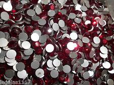 Swarovski vintage 300 pierres de strass ss20 ruby