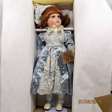 """20"""" Mint NRFB SEYMOUR MANN Victorian DOLL LimEd Antique Reproduction Babe Jumeau"""