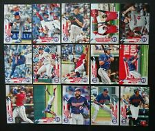2020 Topps Series 2 Minnesota Twins Base Team Set of 15 Baseball Cards