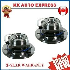 Pair of 2 FRONT Wheel Hub & Bearing Assembly Set for Left & Right Side