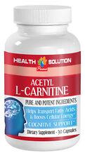 Ultimate Fat Burner Capsules - Acetyl L-Carnitine 500mg - L-Carnitine 1000 1B