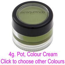 Body Paint, Colour Cream, 4g Pot, by Masquerade