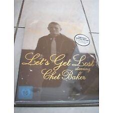 Chet Baker - Let's Get Lost (Special Edition +  Bildband) -  DVD - Neu / OVP