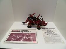 ZOIDS REDHORN THE TERRIBLE TOMY 5902 VINTAGE 1986