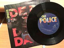 "7"" RARE VINYL - THE POLICE - DE DO DO DO, DE DA DA DA -  1980 - PICTURE SLEEVE"