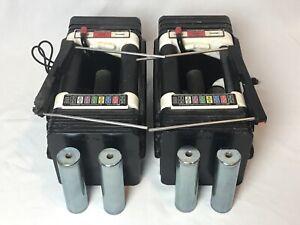 PowerBlock Adjustable Dumbbell 50 lb Set (100 lbs Total) Worn & Dusty