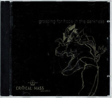CRITICAL MASS - Grasping For Hope In The Darkness (CD 2004)
