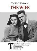 The Wit and Wisdom of Wife: from the BESTSELLING Greetings Cards Emotional Rescu