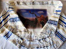 Messianic Jewish Christian Blow The Shofar in Zion Prayer Shawl & Tallit Bag
