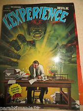 Marvel-Artima color géant-Hulk-1982-