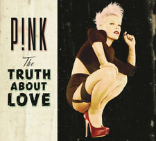 Pink : The Truth About Love CD (2012) ***NEW***