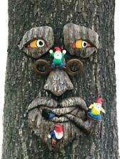 By Mark Margot - Tree Face Garden Gnome Massacre - Best Art Décor For Indoor O